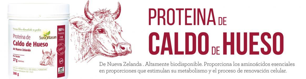 Proteína de caldo