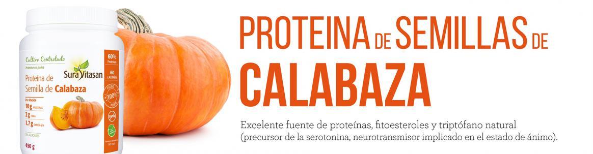 Proteína de Semilla de Calabaza