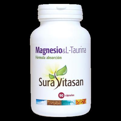 Magnesio & L-taurina