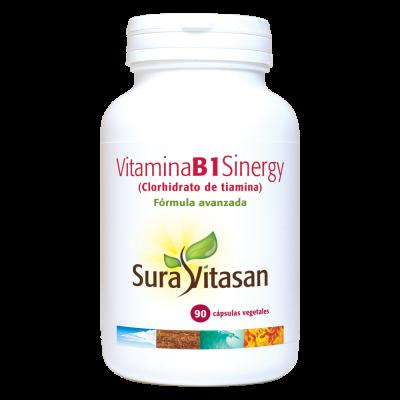 Vitamina B1 Sinergy