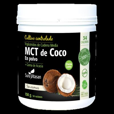 MCT de Coco en Polvo