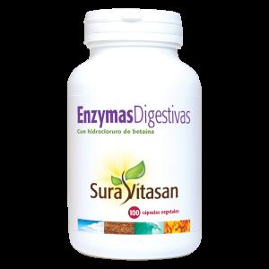 Enzymas digestivas