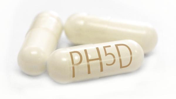 Cápsulas PH5D