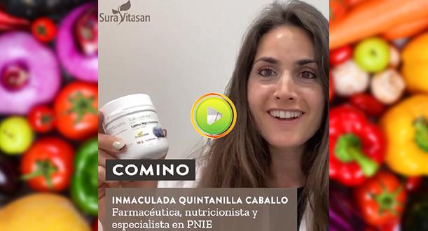 Comino Negro Fermentado - Video consejo nutricional