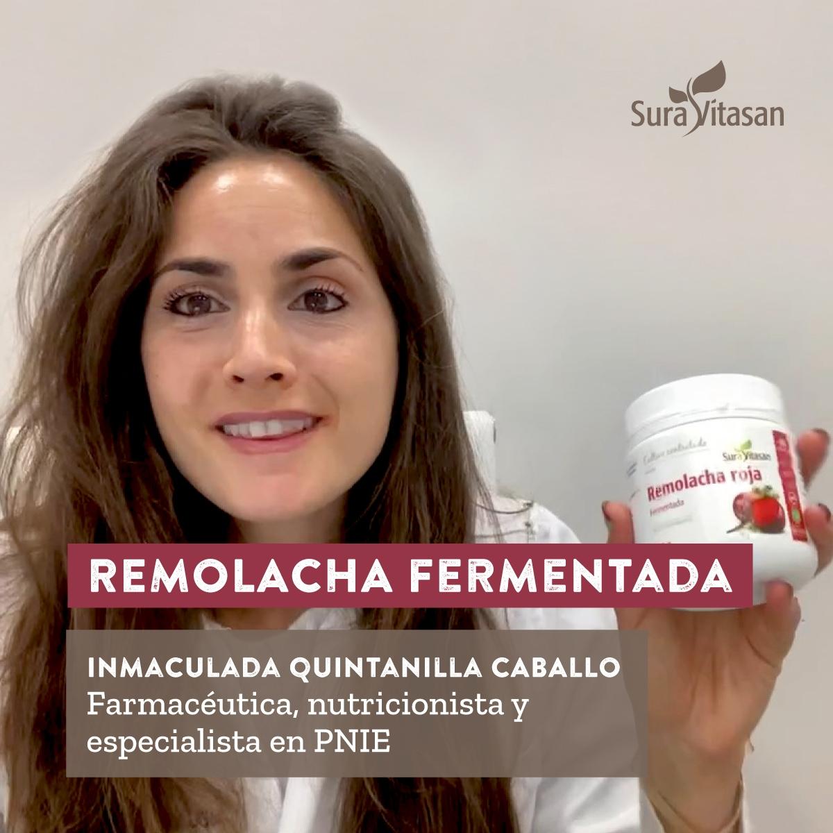 Remolacha Roja Fermentada - Videoconsejo