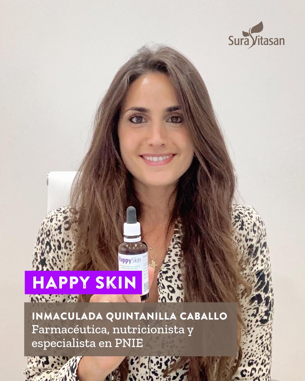 Propiedades del Happy Skin
