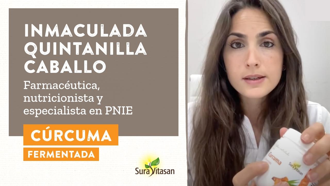 Cúrcuma Fermentada - Video consejo nutricional