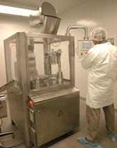 Máquina encapsuladora